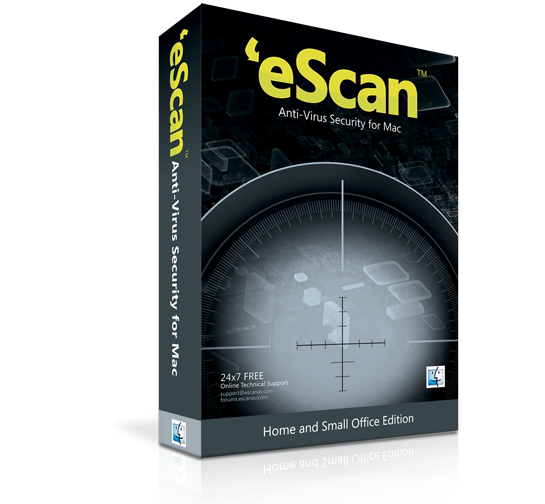 eScan Anti-Virus Security para Mac