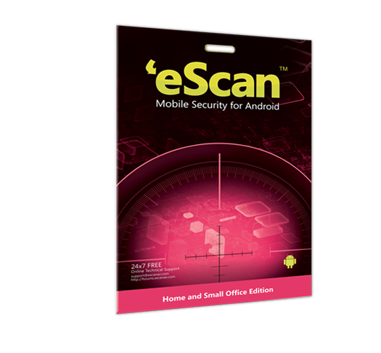 eScan Antivirus para Android Mobile