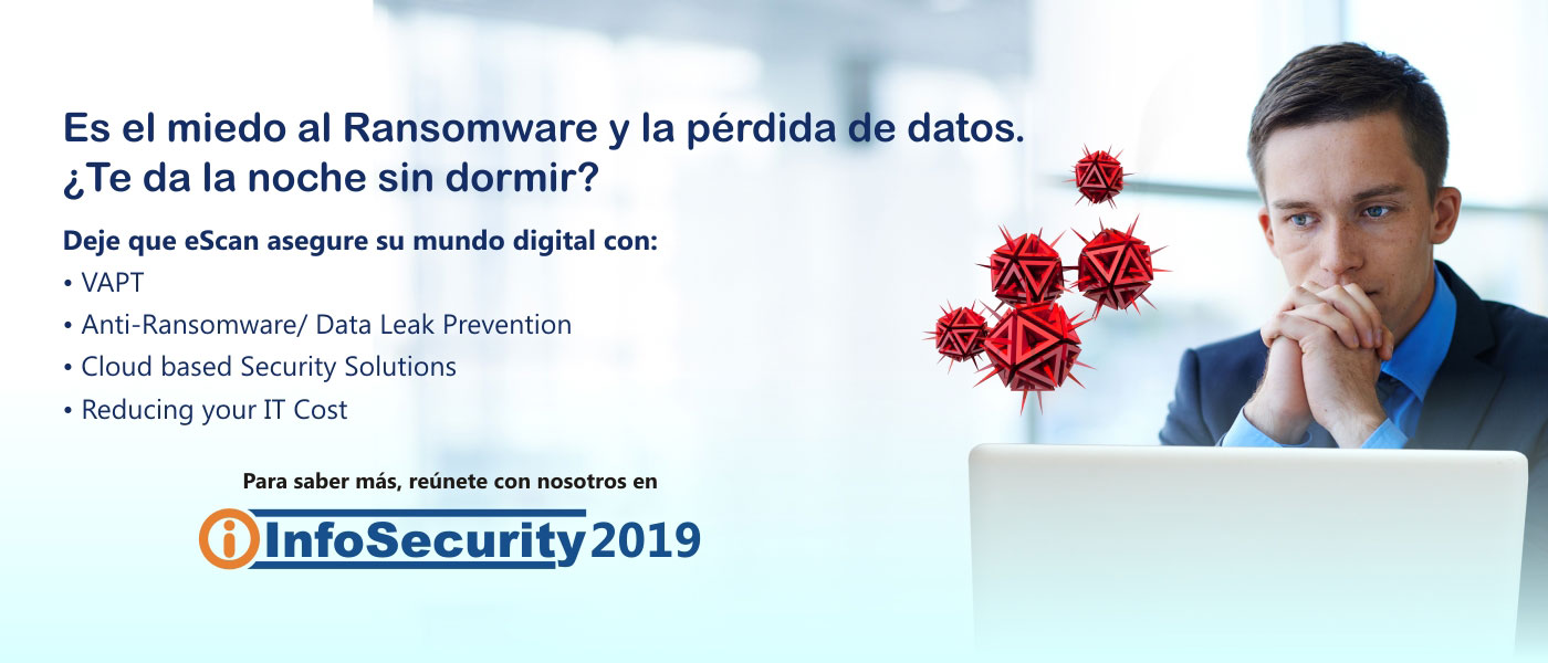 InfoSecurity 2019 Banner