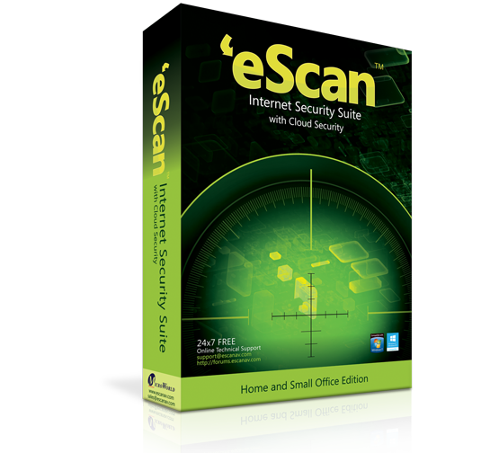 eScan Internet Security Suite con Seguridad en la Nube